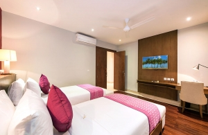 Villa Anahit - 3rd Bedroom