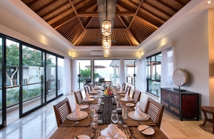 Villa Anahit - Dining Room