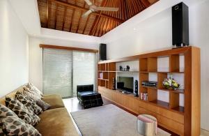 Villa Saujana -Media Room