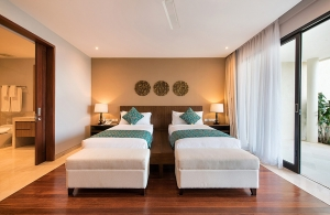 Villa Bale Agung - 5th Bedroom