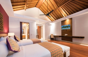 Villa Bale Agung - 3rd Bedroom