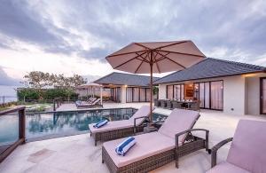 Villa Bale Agung - Sun Terrace